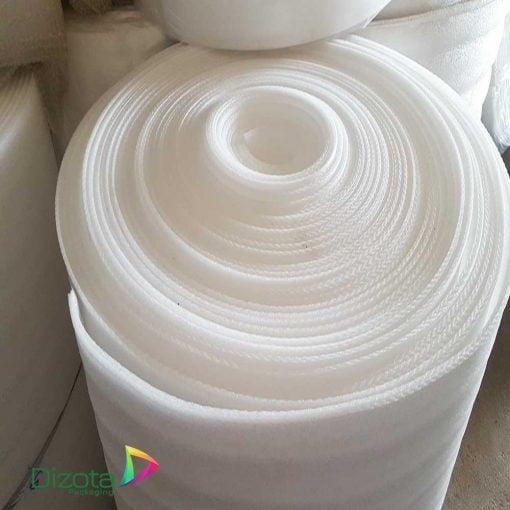 Cuộn mút xốp PE foam 10mm dài 50m