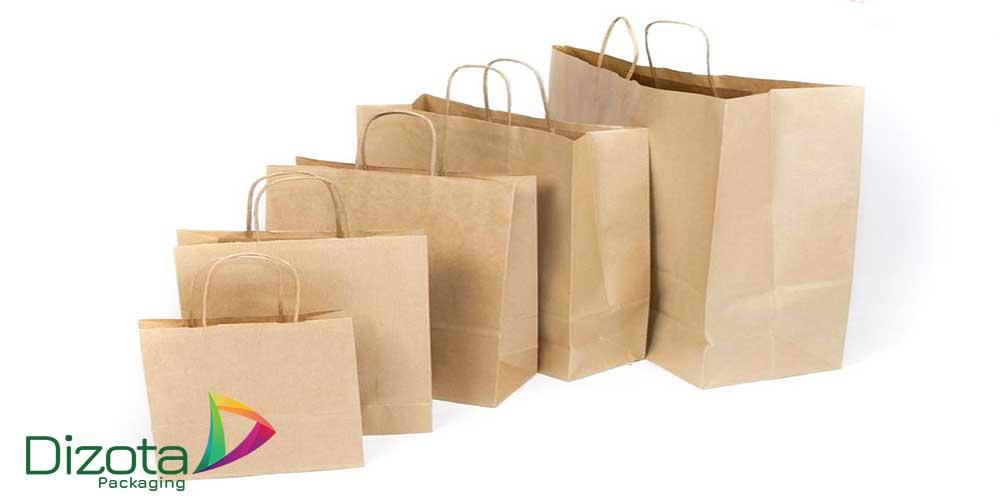 Túi giấy xi măng Kraft