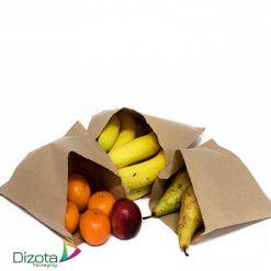 Túi giấy Kraft 21x26cm