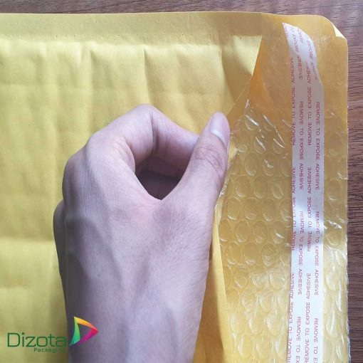 Túi giấy lót bóng khí giá rẻ tại Hà Nội