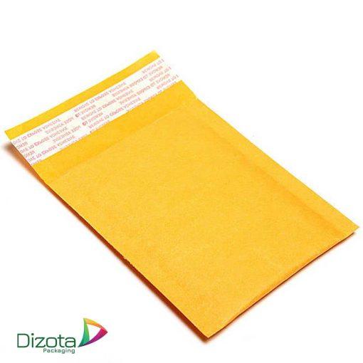 Túi giấy xi măng lót bóng khí gửi hàng bưu điện