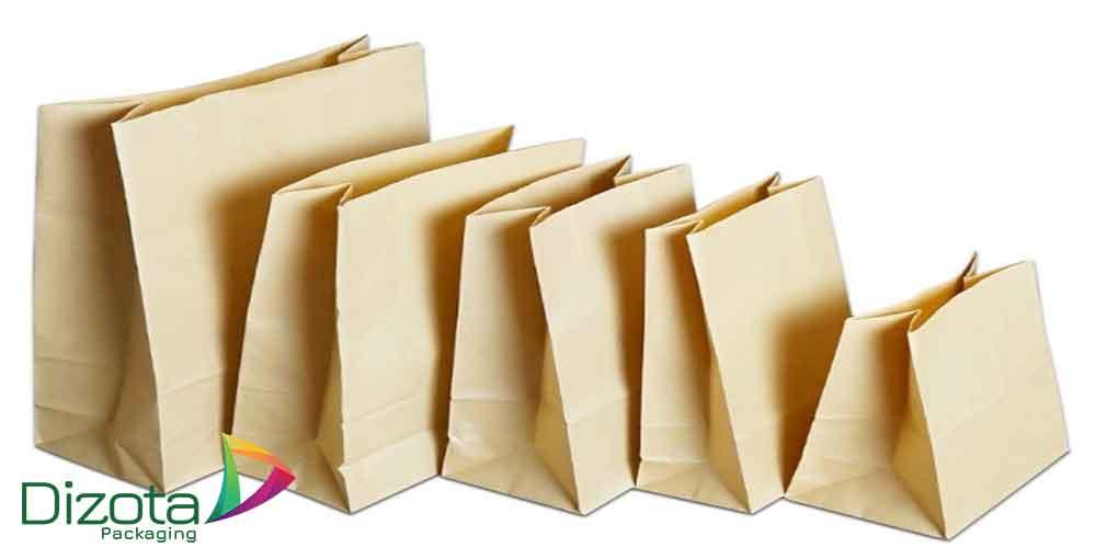 Túi giấy xi măng Kraft bán lẻ tại Hà Nội